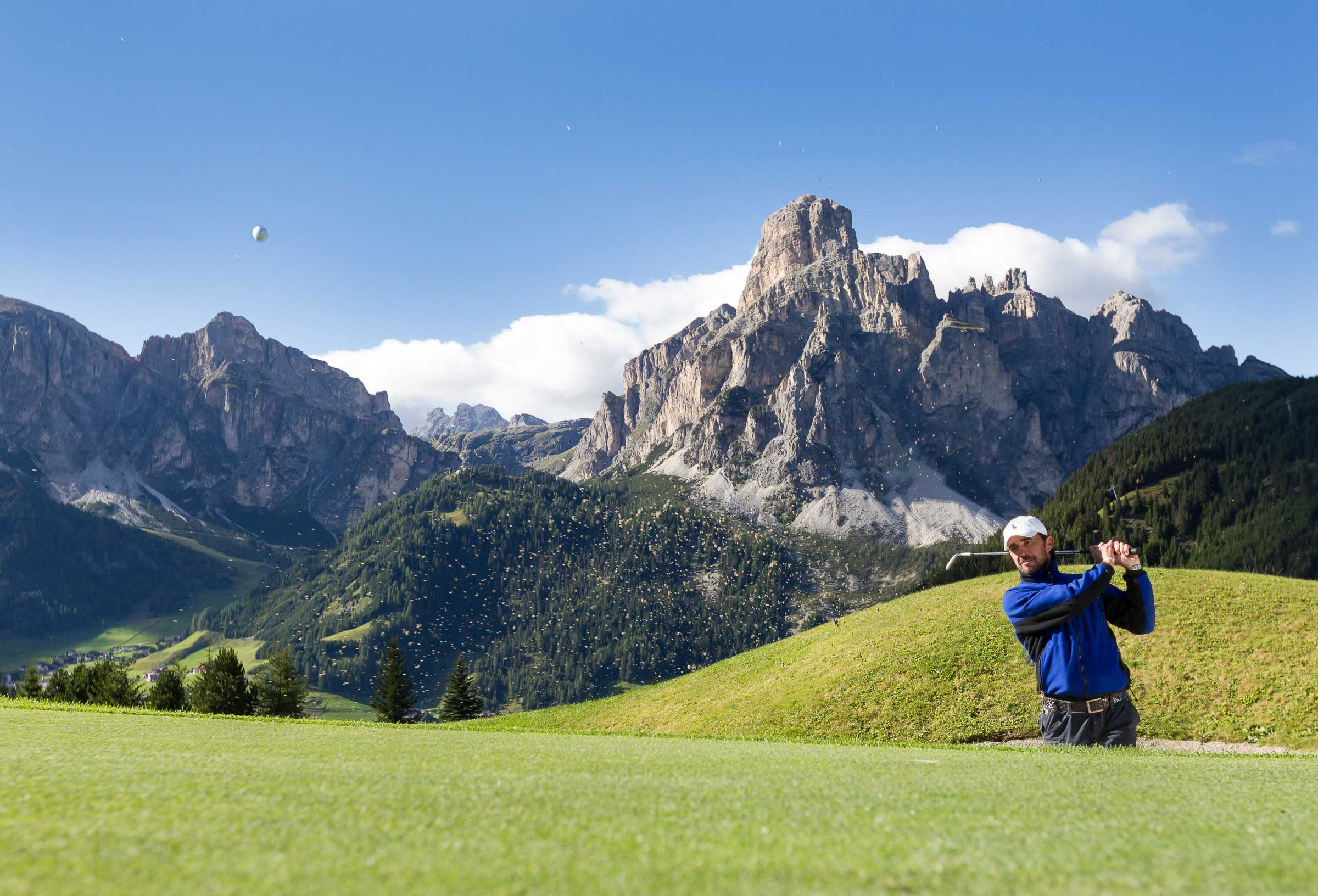 Alta Badia Golf By Visual Working