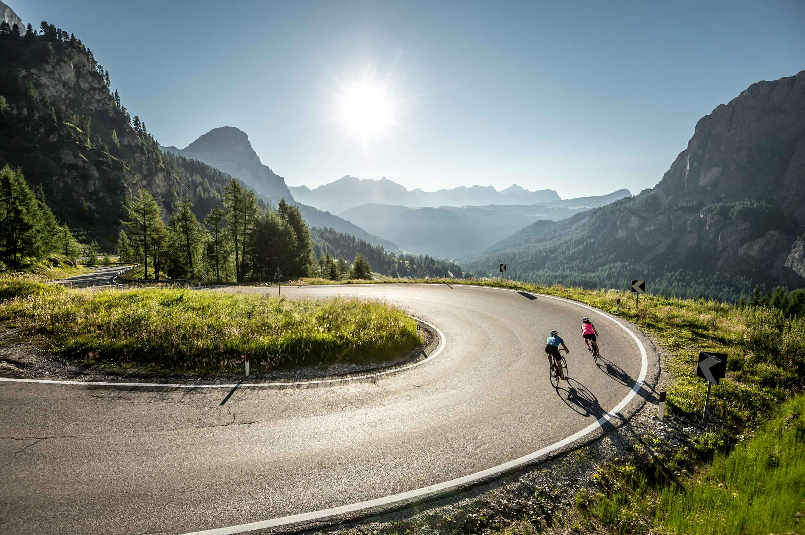 Alta Badia Road Bike Alex Moling