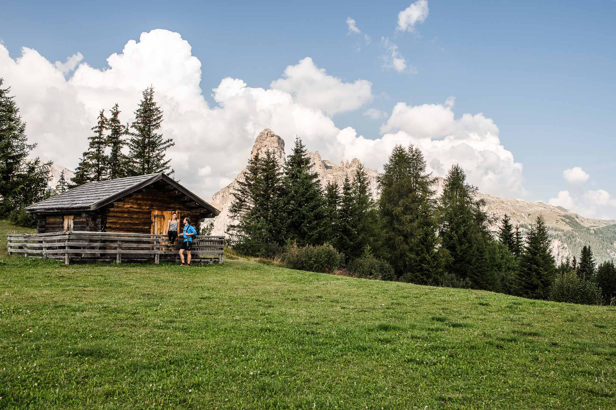 Alta Badia Walking By Armin Terzer